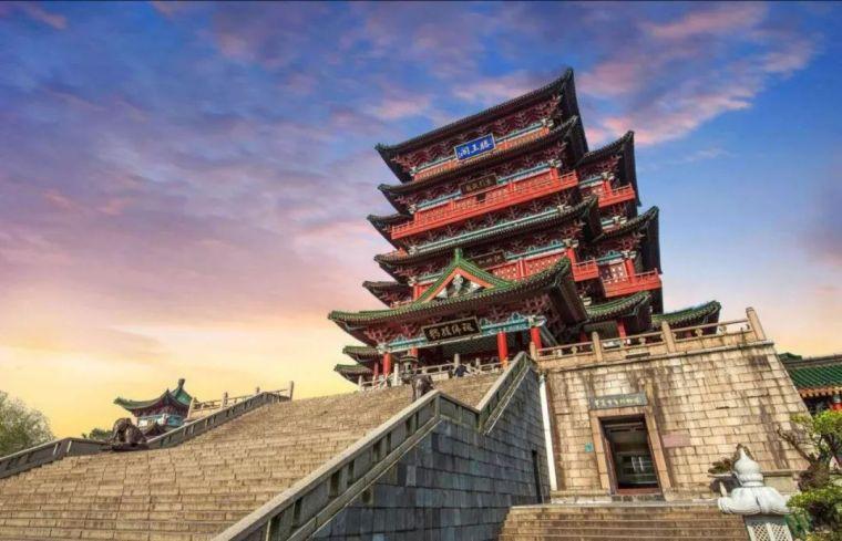 怎样区分:宫、殿、亭、台、坛、廊、榭、庑