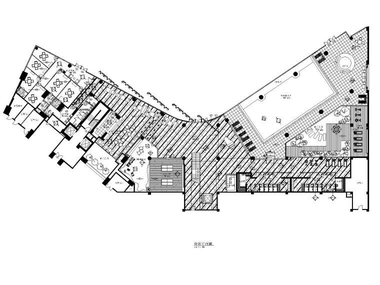 兰溪谷商业会所设计施工图