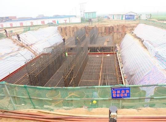 公路特大桥深基桩、大体积承台施工技术方案