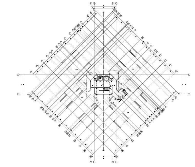 新亚洲风格保利户型1梯5户型图设计-2018年