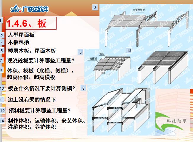 建筑工程工程量图解超详细手算