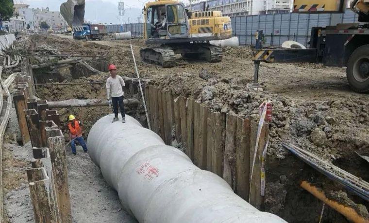 市政雨污水管道施工质量问题及其防治措施