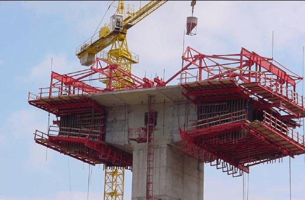 预应力混凝土连续梁桥悬臂浇筑施工技术