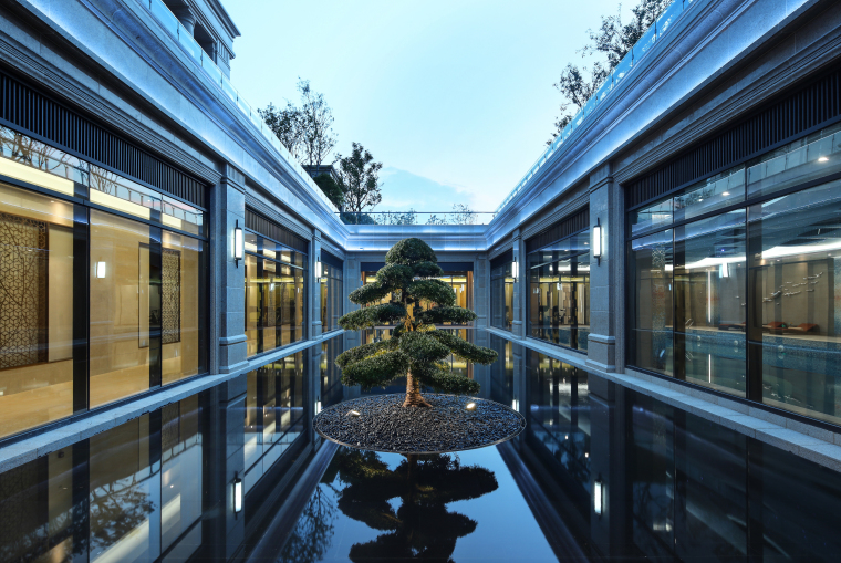 南京泛悦城市广场会所设计方案文本