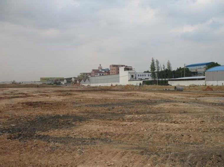 城市道路路堤填筑及路基施工技术