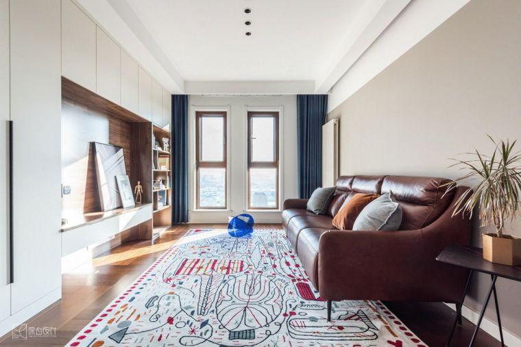 一梯四户小户型公寓平面资料下载-60平小户型的全屋减压法