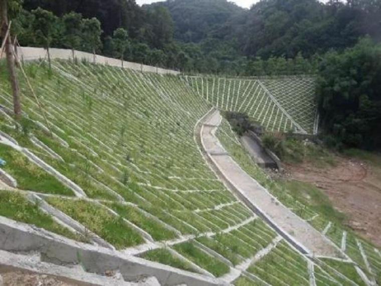 格构锚杆护坡专项施工方案