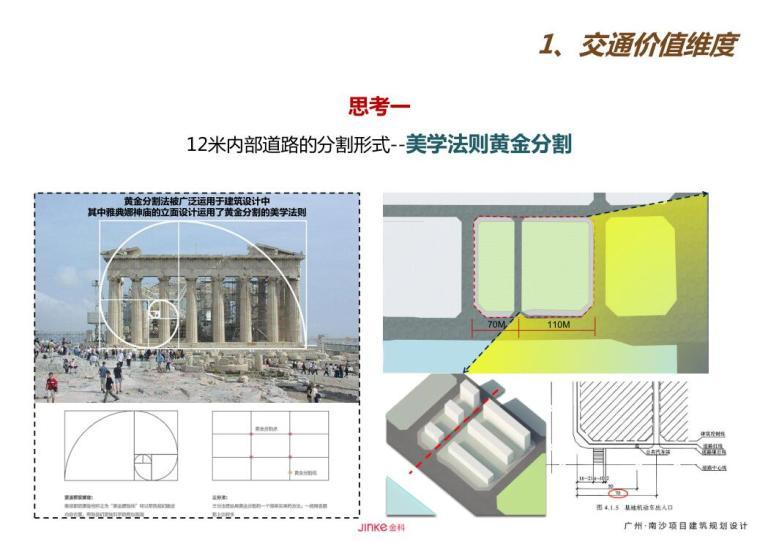 [广东]滨海江景现代住宅高层建筑方案设计-交通价值维度一