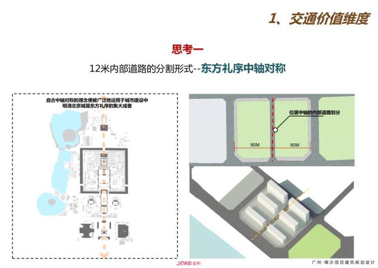 [广东]滨海江景现代住宅高层建筑方案设计-交通价值维度