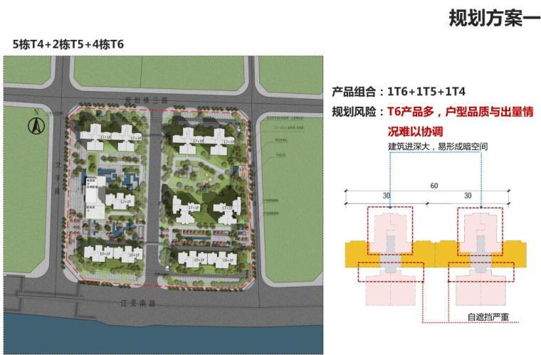 [广东]滨海江景现代住宅高层建筑方案设计-规划方案一