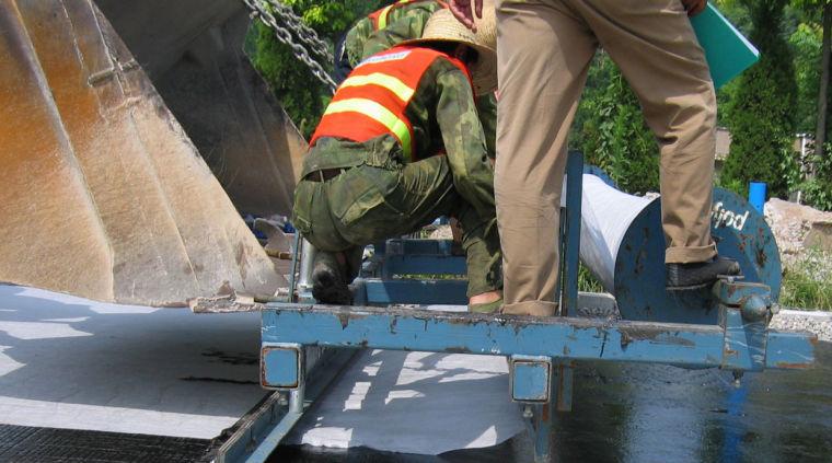 预制混泥土路面资料下载-水泥混凝土路面维修施工质量控制