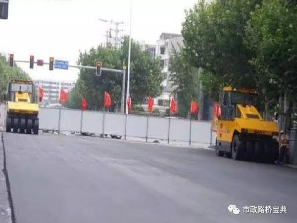 一份完整的市政道路施工方案