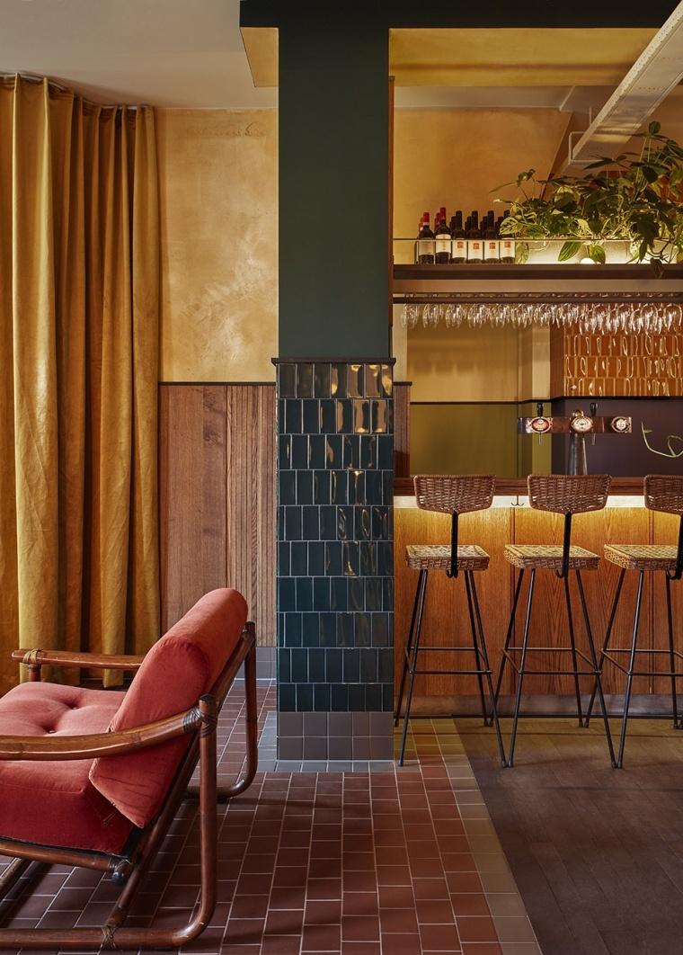 遍览阿姆斯特丹的景色,Karavaan餐厅设计!_16