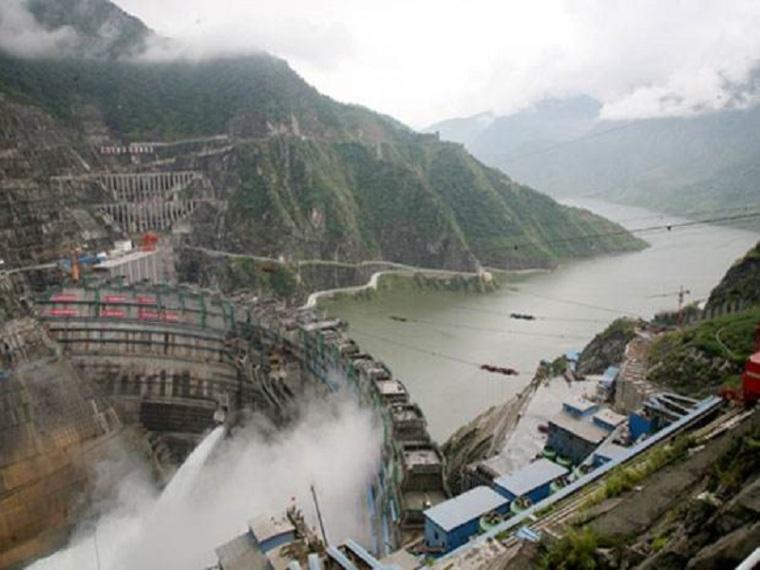 水电站建设工程施工组织设计