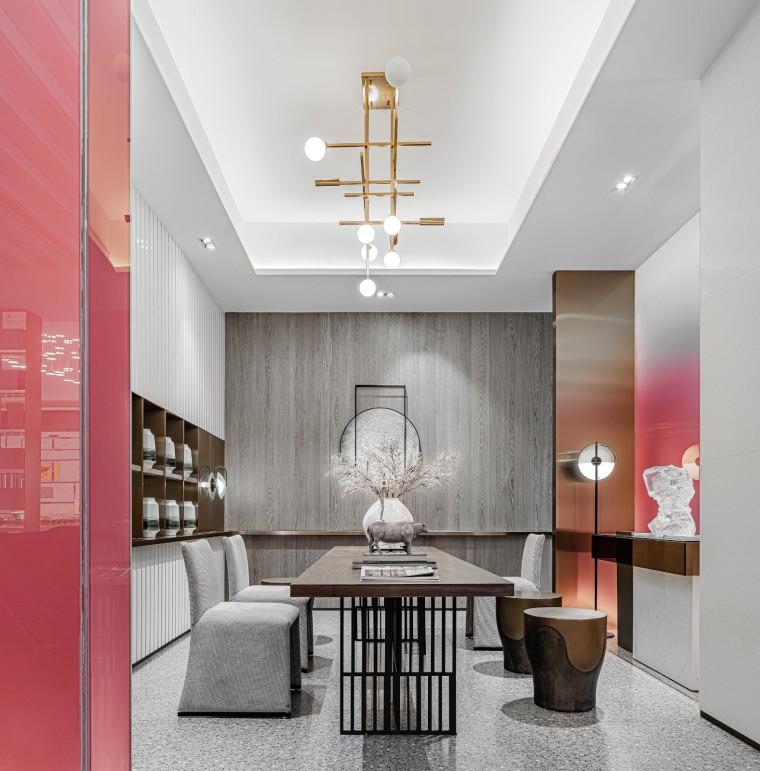 合肥办公室装修设计演绎非凡的设计格调-120922xaijnsdl0hcjzysk