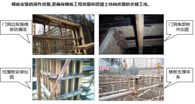 [北京]超高层大厦二期结构争创长城杯资料-17模板安装