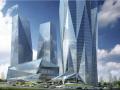 超高层项目幕墙工程施工方案与技术措施