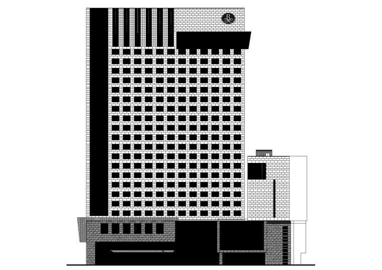 [上海]漕河泾开发区新建办公酒店综合体图纸