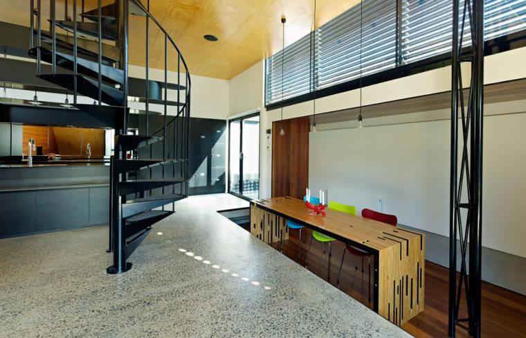[国外作品]-个性住宅设计实景照片+JPG平面