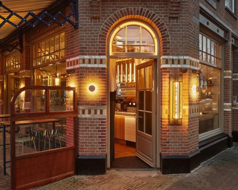 遍览阿姆斯特丹的景色,Karavaan餐厅设计!_2