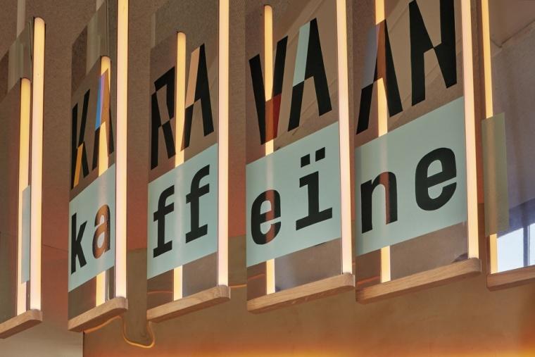 遍览阿姆斯特丹的景色,Karavaan餐厅设计!_5