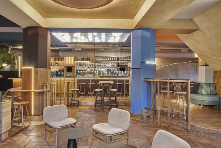 遍览阿姆斯特丹的景色,Karavaan餐厅设计!_7
