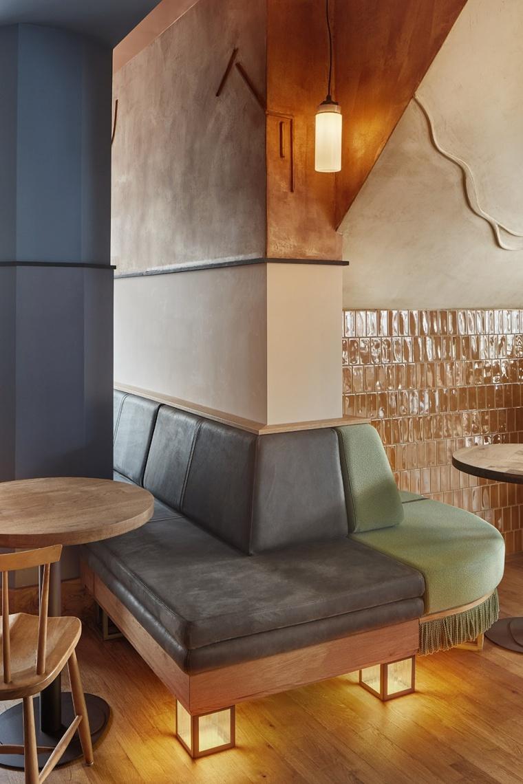 遍览阿姆斯特丹的景色,Karavaan餐厅设计!_11