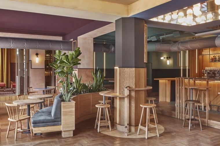 遍览阿姆斯特丹的景色,Karavaan餐厅设计!_13