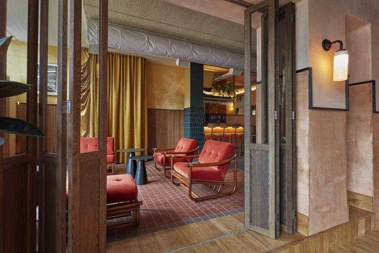 遍览阿姆斯特丹的景色,Karavaan餐厅设计!_15