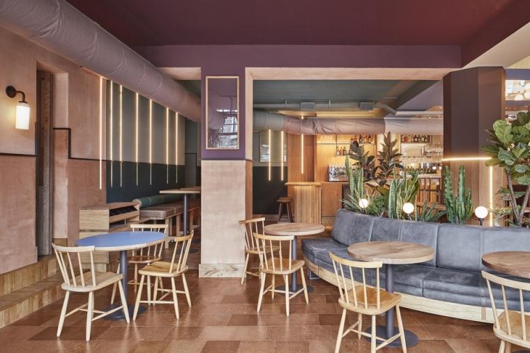 遍览阿姆斯特丹的景色,Karavaan餐厅设计!_14