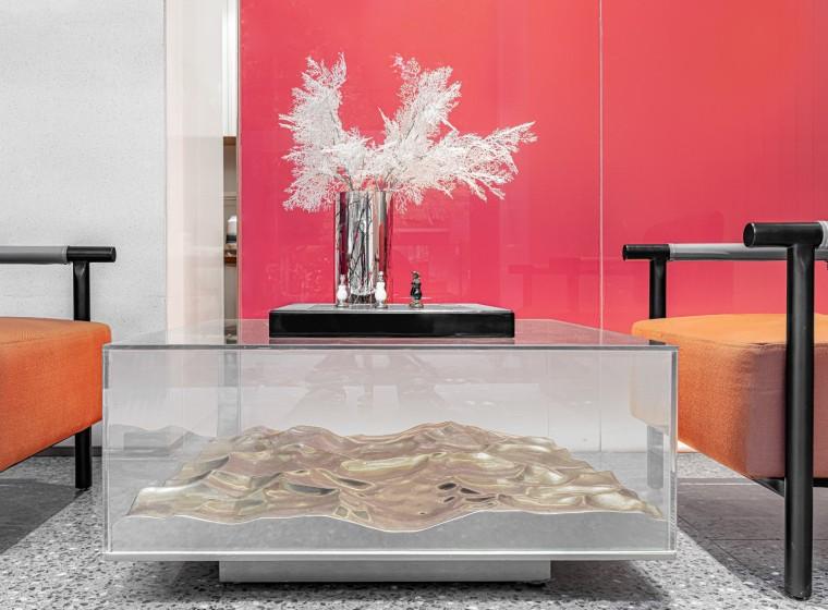 合肥办公室装修设计演绎非凡的设计格调-120922dd1u52o2k112e0dw