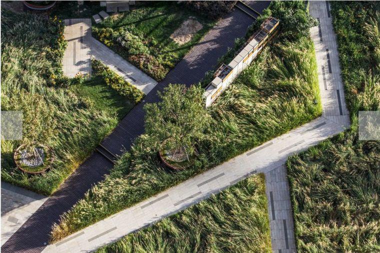 居住区景观设计要点解析&附150套居住区方案_17