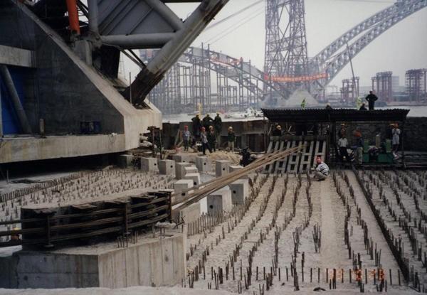 拱桥转体施工方法及设计(图片较多)