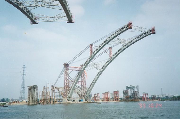 16篇桥梁转体施工方法及质量控制资料合集