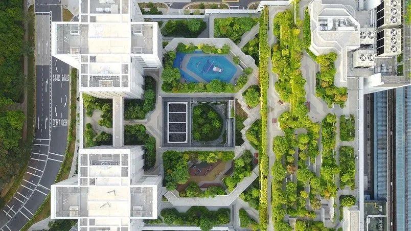 居住区景观设计要点解析附资料