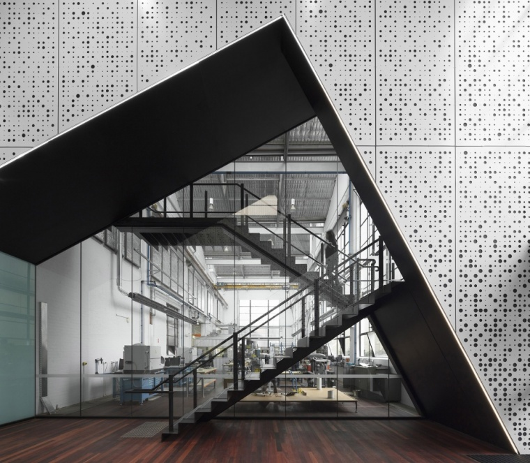 将工程学作为展品,墨尔本大学研讨共享空间_3