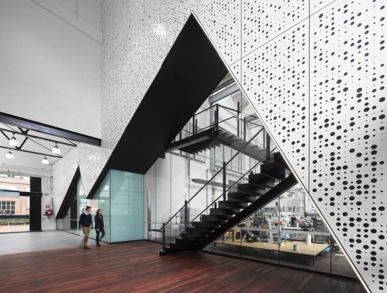 将工程学作为展品,墨尔本大学研讨共享空间_2