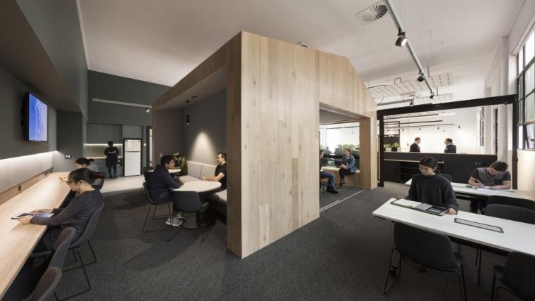 将工程学作为展品,墨尔本大学研讨共享空间_5
