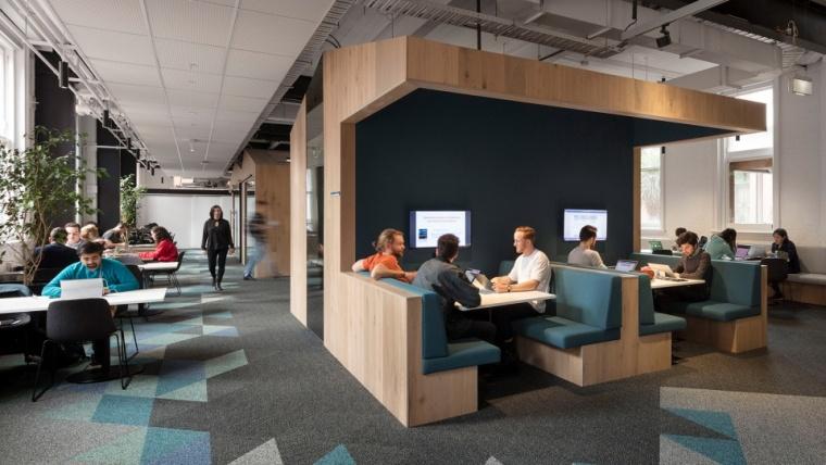 将工程学作为展品,墨尔本大学研讨共享空间_8