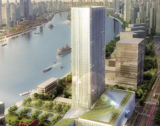 上海酒店项目钢结构BIM施工方案交底