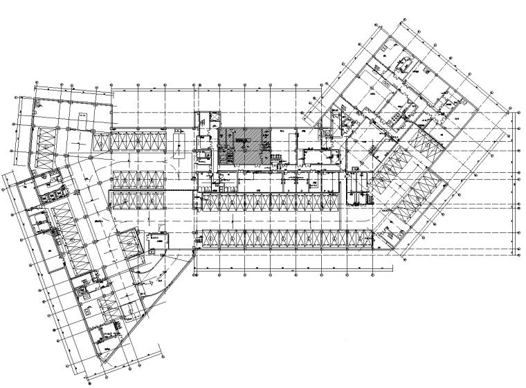 [中国铁建]大型高层公寓和酒店电气施工图