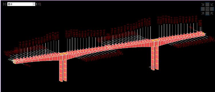 悬臂法连续刚构midas建模全程案例,很详_47