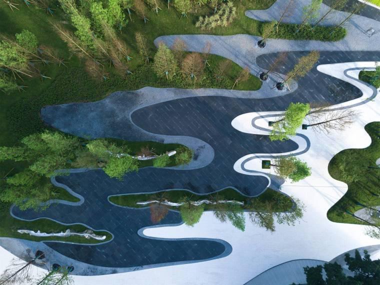 居住区景观设计要点解析&附150套居住区方案