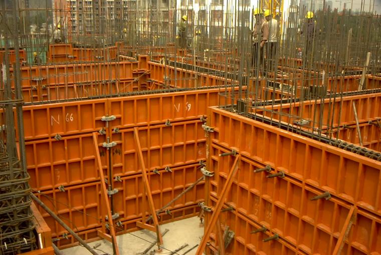 新型模板及脚手架技术培训讲义PPT(347页)-12清水混凝土模板