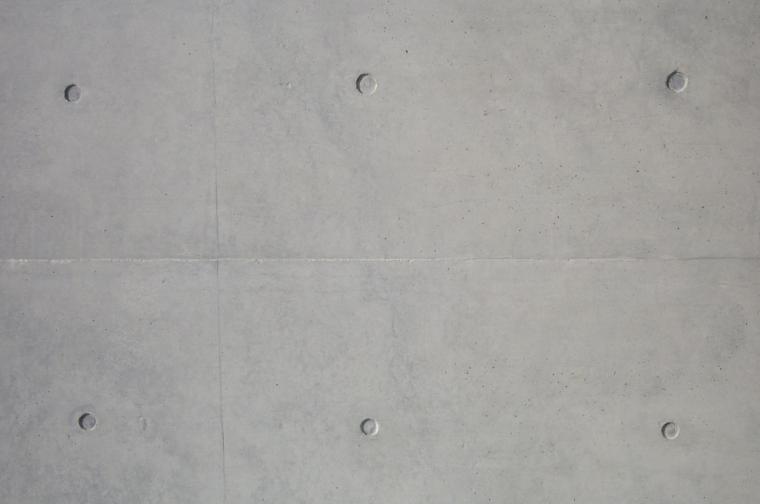 新型模板及脚手架技术培训讲义PPT(347页)-16清水混凝土对拉螺栓效果