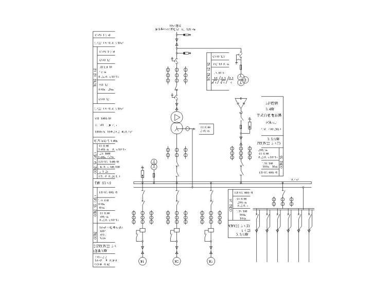 供水工程变频器设备图纸及招标文件含技术