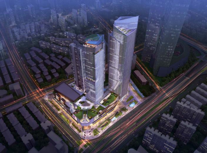 南京世贸G11项目商业综合体投标方案文本