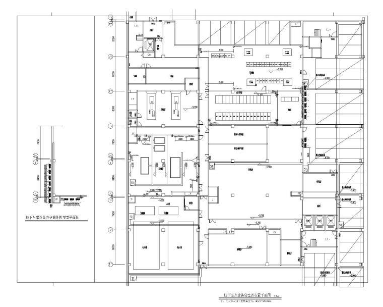 医院会议室暖通工程图纸含招标文件