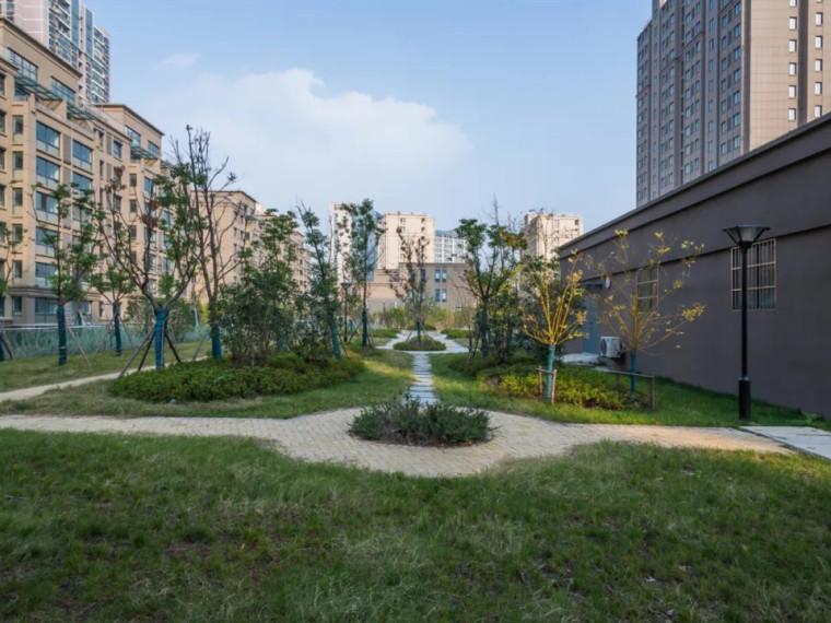 南京江宁晓里村住宅景观