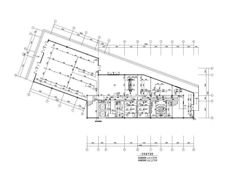 屋面消防水箱图纸资料下载-孵化中心消防及给排水设计施工图纸